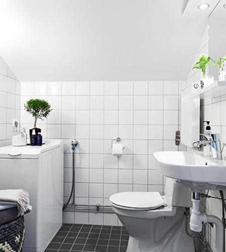 baño en un estudio 30 metros