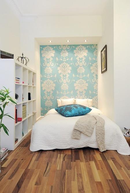 empapelar dormitorio
